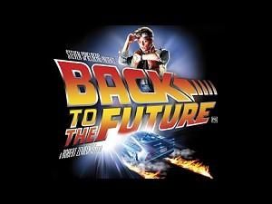 """Różnica pomiędzy pierwszą, a drugą częścią """"Back to the future"""""""