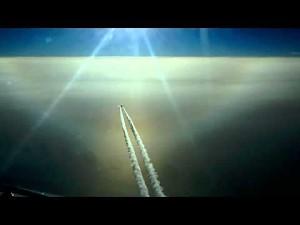 Wyścig samolotów pasażerskich w powietrzu