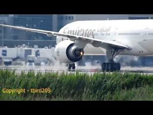 Ognisty samolot