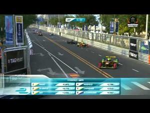 """Formula E - wyścig """"elektrycznej Formuły 1"""""""