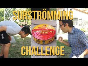 Wyzwanie surstromming
