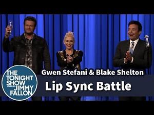 Playbackowa bitwa - Jimmy Fallon, Gwen Stefani i Blake Shelton