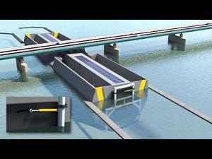 """Holendrzy opracowali nowy sposób na """"przemycanie"""" statków pod mostem"""
