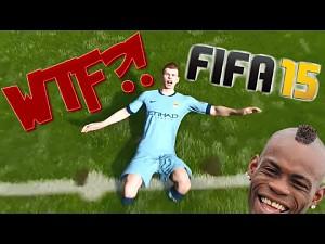 FIFA 15 - błędy i wpadki