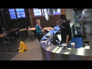 Wkręt w nowozelandzkim fast foodzie