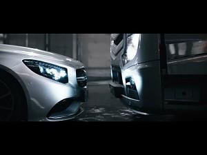 Nietypowa metafora w reklamie Mercedesa