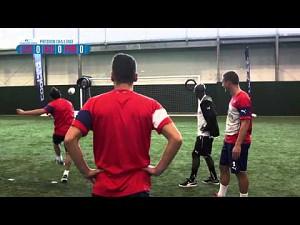 Trening Arsenalu