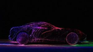 Ferrari California + farba + tunel aerodynamiczny