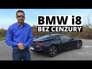 OFFtopowo o BMW i8