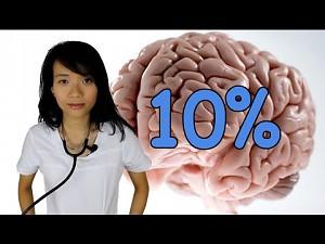 Czy używamy tylko 10% móżgu?