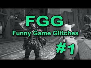 Kompilacja śmiesznych scen z gier #1