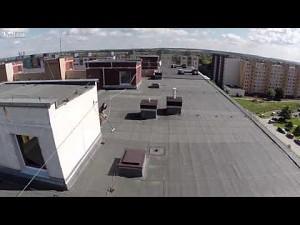 Podglądanie dronem