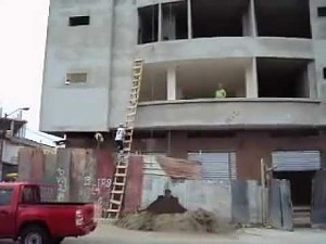 Dostawa piasku na piętro