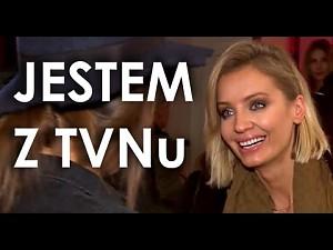 Agnieszka Szulim: Ja jestem z TVNu!