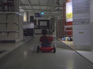 Halloween w IKEA