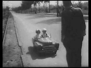 Kabriolet dla dzieci polskiej produkcji