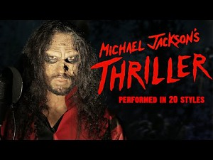 Michael Jackson - Thriller (na 20 sposobów)