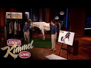Jimmy Kimmel i Guillermo odkrywają nisze rynkową