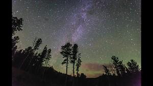 Meteoroid eksplodujący w ziemskiej atmosferze