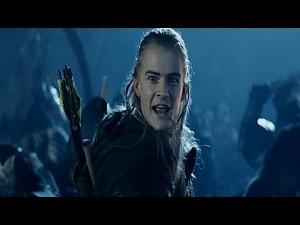 Władca Pierścieni - Bania u Cygana 2014 (LOTR & Hobbit Parodia)