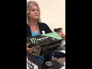 Monster Energy drink dziełem Szatana?