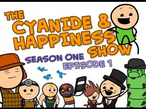 The Cyanide & Happiness Show S1E1