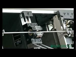 Dwustronna giętarka 3D do drutu