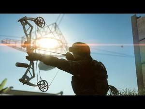 Co potrafi zniszczyć łuk z Battlefield 4?