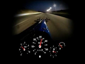 Przyspieszenie dragstera w klasie top fuel