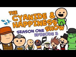 Cyanide & Happiness Show - Wojenne opowieści dziadka