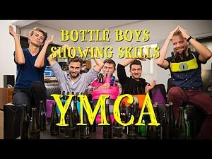 YMCA na butelkach