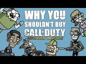 Dlaczego nie powinieneś kupować Call of Duty?