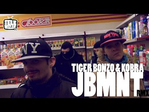 TIGER BONZO x KOBRA - JBMNT