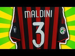 Zastrzeżone numery koszulek - Ciekawostki piłkarskie #23