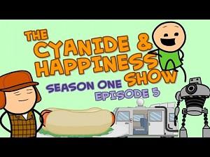 Brudne sprawy - S1E5 - Cyanide & Happiness