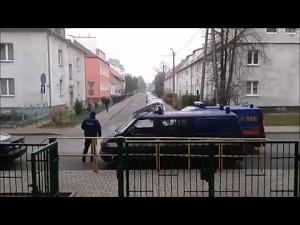 Policja spisana przez Straż Miejską w Olsztynie. Tego jeszcze nie było!