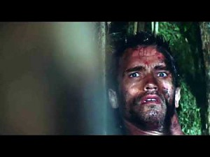 """Porównanie jednej sceny z """"Predatora"""" i głosu 11 lektorów"""