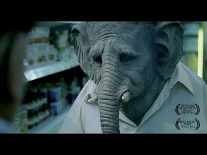 Słoń - film krótkometrażowy