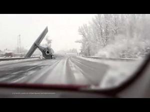 Na niemieckiej autostradzie rozbić może się wszystko...