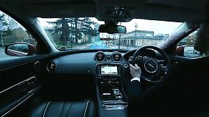 Wirtualna szyba w Jaguarze