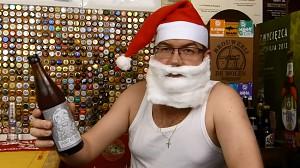 Świąteczny Mietek degustuje Saint No More