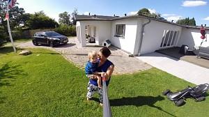 Pierwszy filmik z GoPro
