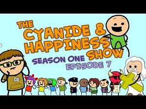 Nieuchwytny pan Wimbley - Cyanide & Happiness S1E7
