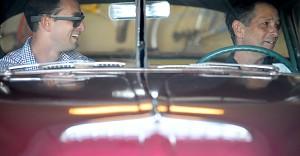 Prezent od syna dla ojca - Hudson Hornet z 1953 roku
