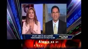 Report zgasił feministkę na antenie
