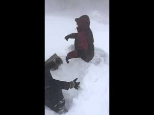Drobne opady śniegu w Rosji