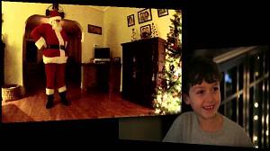 Święty Mikołaj nagrany!