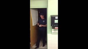 Straszenie Jurka strażaka