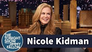 """Jimmy Fallon zmarnował szansę na """"randkowanie"""" z Nicole Kidman"""