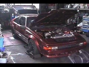 Eksplozja turbosprężarki